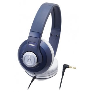 Audio-Technica ATH-S500 Navy