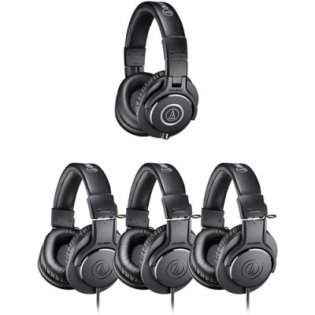 Audio-Technica ATH-Pack4